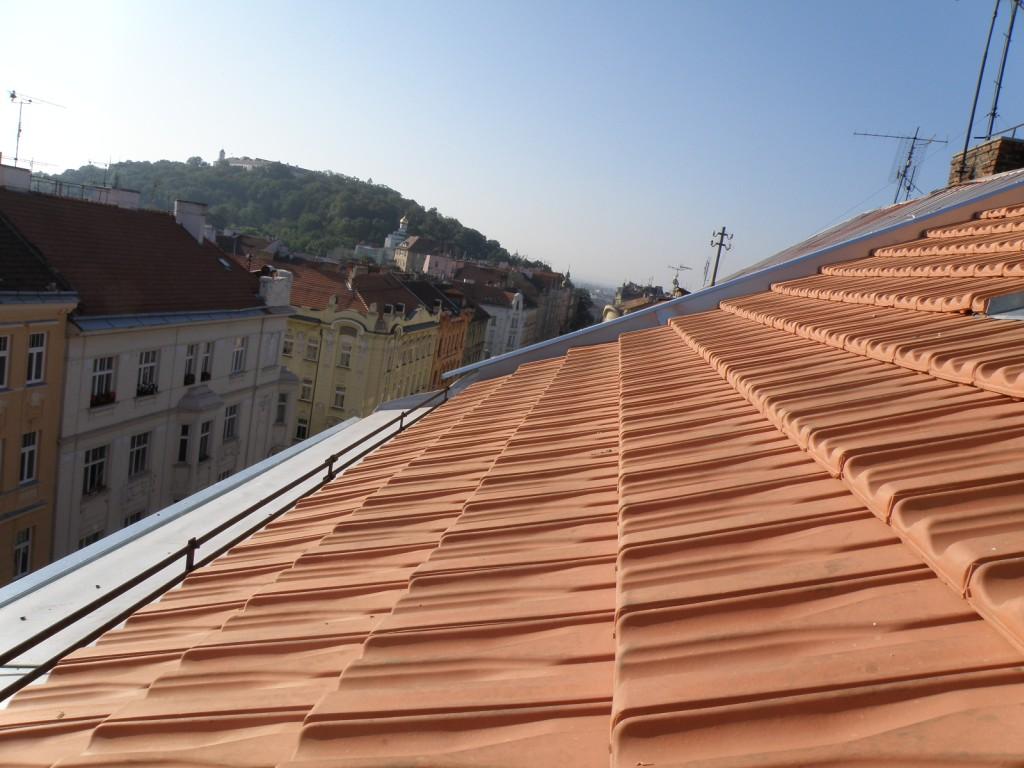 Střechy Pelán Brno - Pokrývačské práce